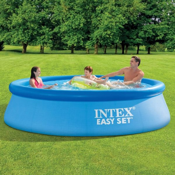 PISCINE GONFLABLE EASY SET 3,05 X 0,76 M