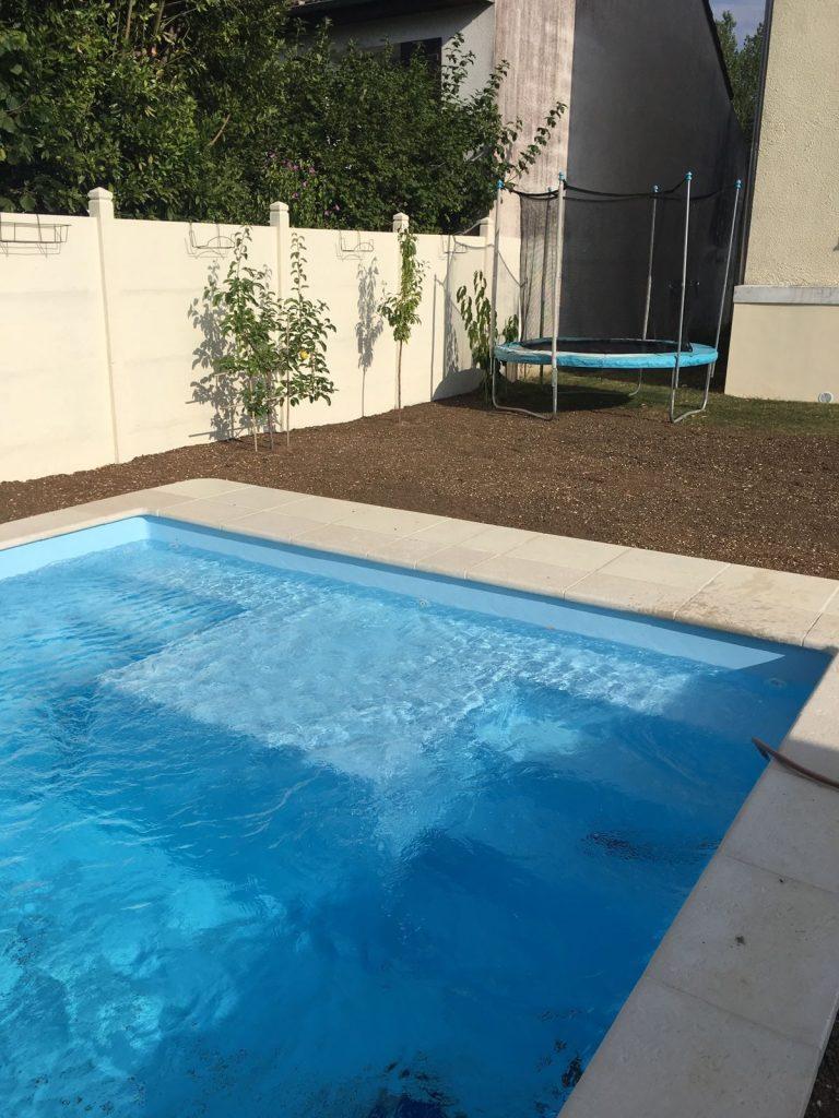 Votre projet piscine