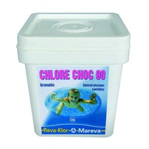 Chlore choc Reva klor 90