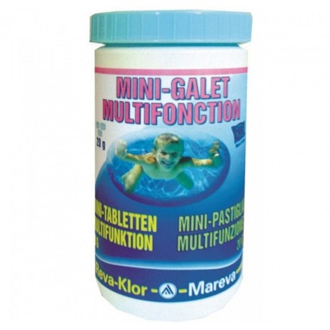 Mini galet multifonction