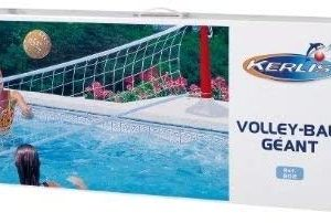 Volley-ball géant